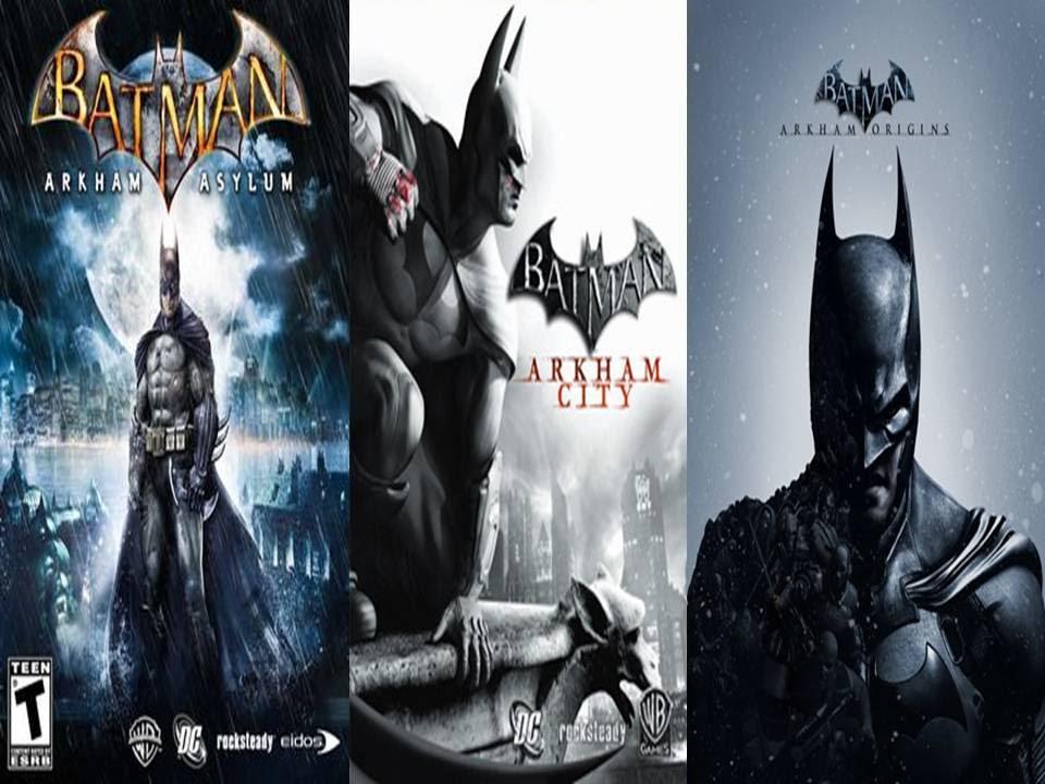 Batman Trilogie