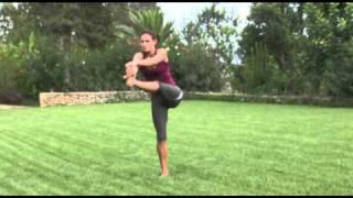 Lara Baumann Quantum Yoga Capricious Shiva II