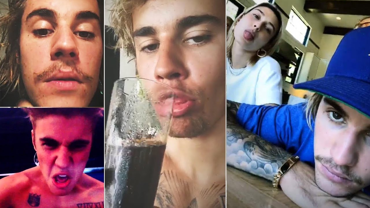 Download Justin Bieber - all instagram videos 2018 (Part 1) Best & Funny Moments