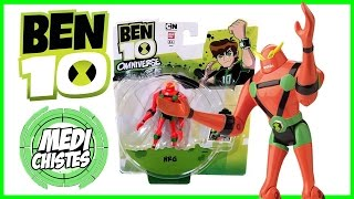 NRG (Out Of Suit) FIGURE - BEN 10: OMNIVERSE (Medi-Reviews 29)