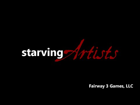 Starving Artists Game - How to Play