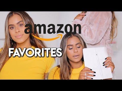 My Amazon Favorites | Tech + Lifestyle
