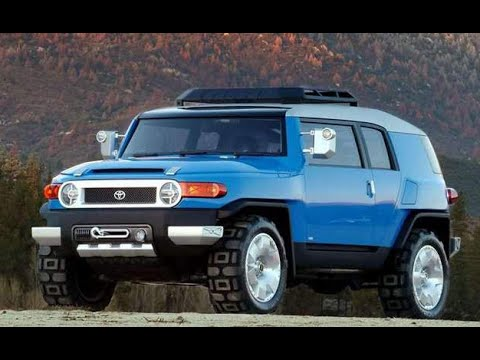 2017 Toyota Fj Cruiser Review Exterior And Interior