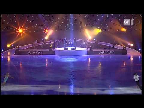 Art on Ice 2008 Aljona Savchenko und Robin Szolkowy We've got tonight