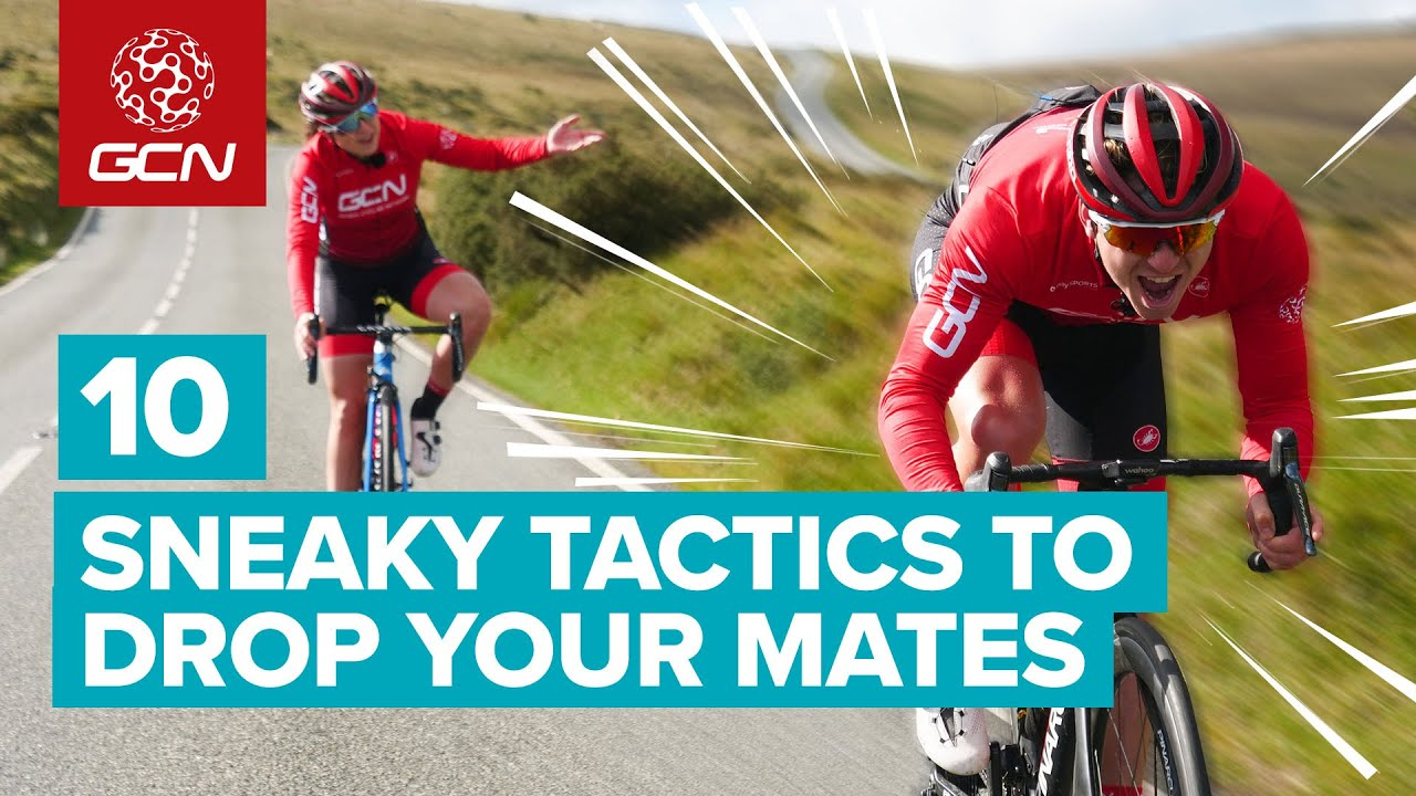 Sneaky Ways to Drop Your Mates | How to Attack on Your Road Bike