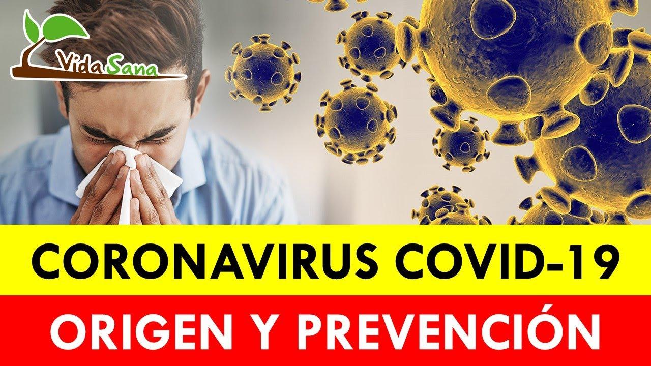 Coronavirus - Origen y Prevención