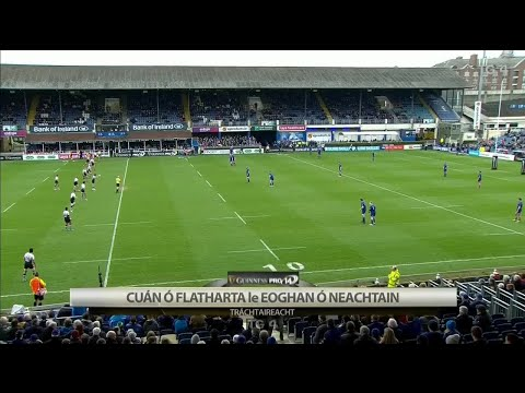 Highlights: Leinster Rugby v Zebre