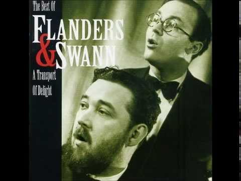 Flanders & Swann - 'First And Second Law'