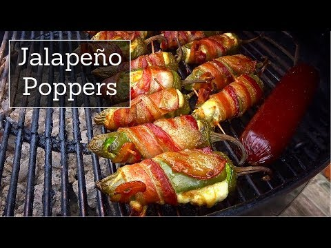 Botana Parrillera | Jalapeno Poppers | La Capital