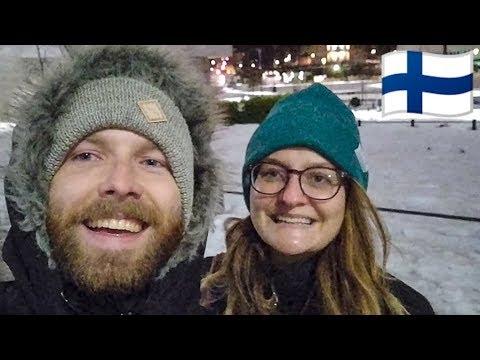 Helsinki, we've arrived!!