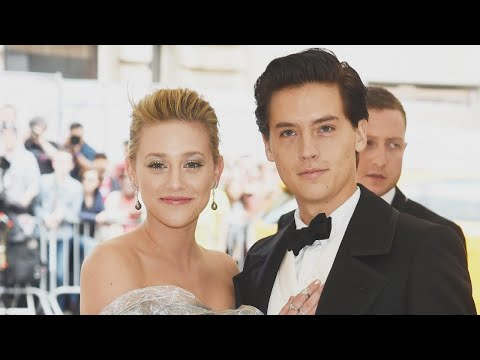 Cole Sprouse and Lili Reinhart Make Their Debut as a Couple at the Met Gala!