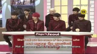 Infinite - Funny interview [eng sub]