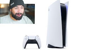 Playstation 5 Console Reveal (REACTION)