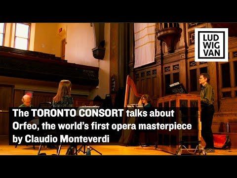 Creating Monteverdi's Orfeo with The Toronto Consort
