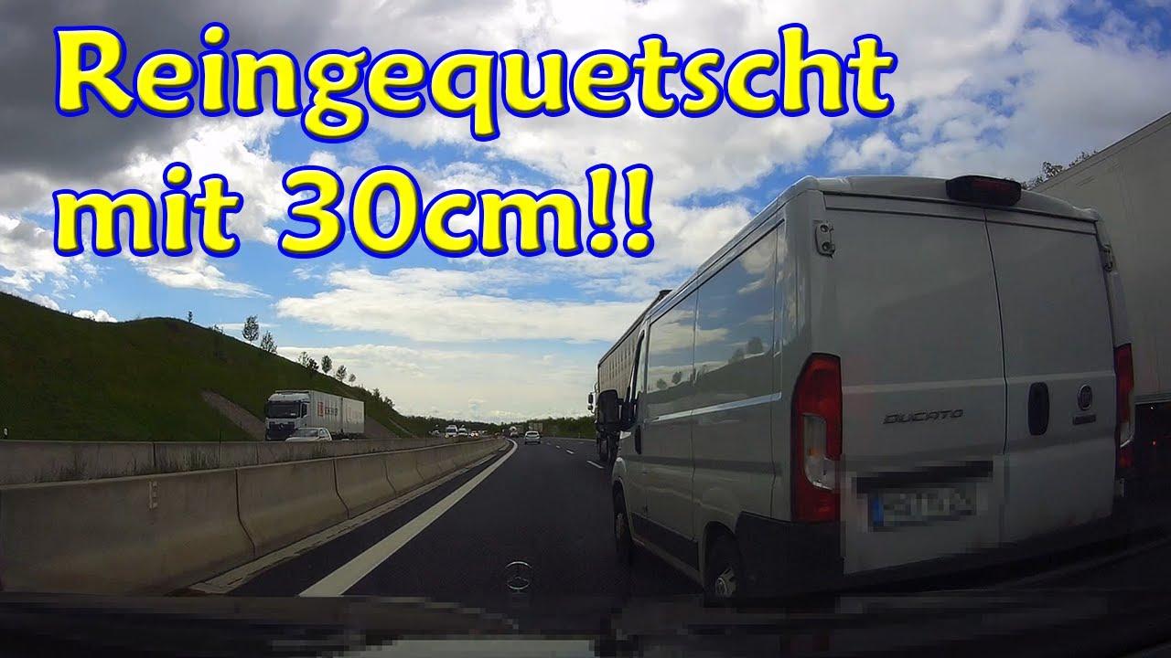 Road-Rage, Stehen bleiben auf Autobahn und Rettungsgassenmissbrauch  | DDG Dashcam Germany | #248