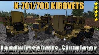 "[""Farming"", ""Simulator"", ""LS19"", ""Modvorstellung"", ""Landwirtschafts-Simulator"", "":K-701/700 KIROVETS"", ""LS17 Modvorstellung Landwirtschafts-Simulator :K-701/700 KIROVETS""]"