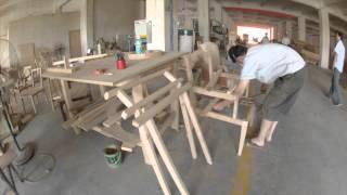 Мебельный тур, производство мебели в Китае, фабрика мебели в Гуанчжоу(Приглашаем Вас посетить фабрики мебели в Китае, провинция Гуандун, город Гуанчжоу. Здесь размещают заказы..., 2013-10-29T06:10:58.000Z)