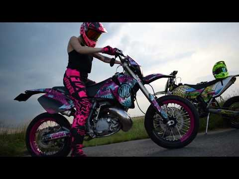 Holiday on two wheels | NCD | Simson | Supermoto