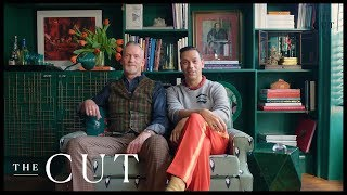 Gambar cover This Park Slope Townhouse Mixes Gucci, Malachite and Target | Interior Lives