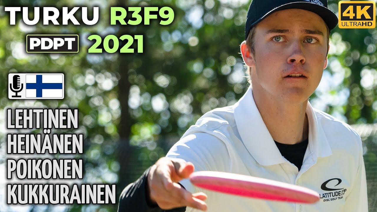 Turku R3F9 Pro Tour 2021 | Lauri Lehtinen, Joona Heinänen, Saku Poikonen, Jere Kukkurainen | 4K