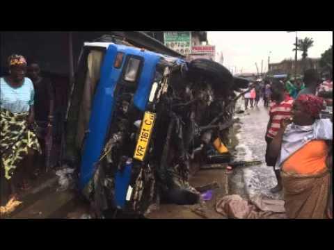 Three days of mourning over Ghana petrol station blast