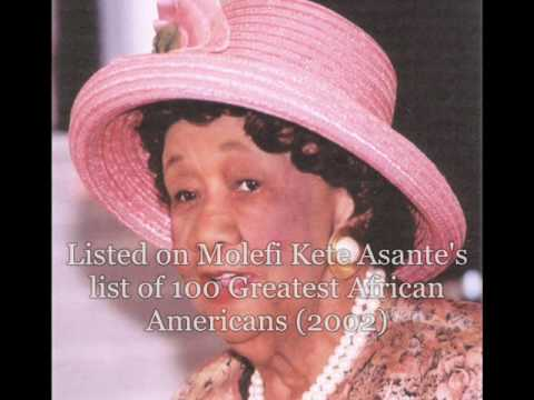 A Tribute to Civil Rights Icon Dr. Dorothy Height
