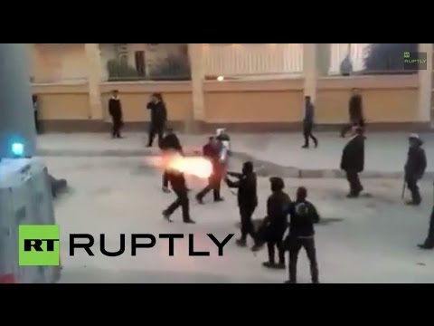 Egypt: At least 22 dead after football fans clash with Police