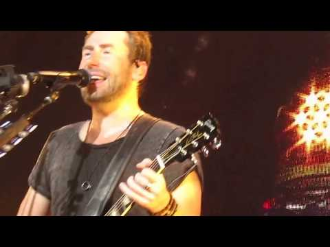 Nickelback- If Today Was Your Last Day- Omaha Ne.- 7/21/17