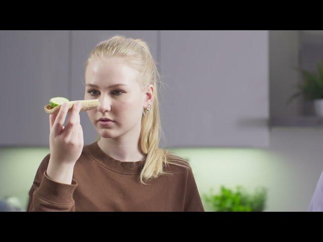Thumbnail of video called Mitä juusto on?