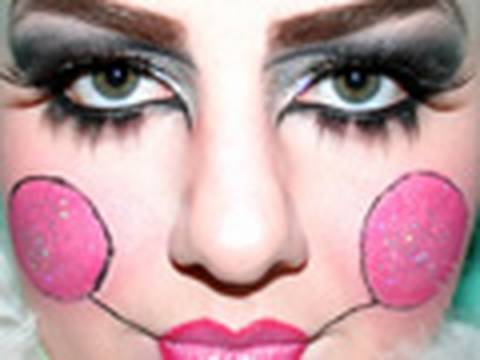 Halloween Tutorial 2 Quot Sexy Clown Doll Quot Youtube