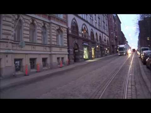 Helsingin Raitiolinja 10. Helsinki Tramline: 10.
