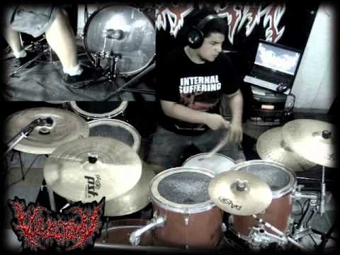 Vulvectomy (italy) pusfull hymen liquefied- slamming brutal death DRUM COVER