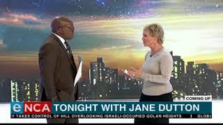 Tonight with Jane Dutton