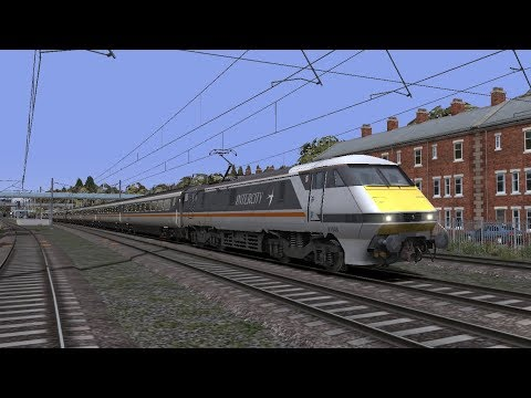 TS2017 Rail Disasters - The Wrong Track (2000 Hatfield train crash)