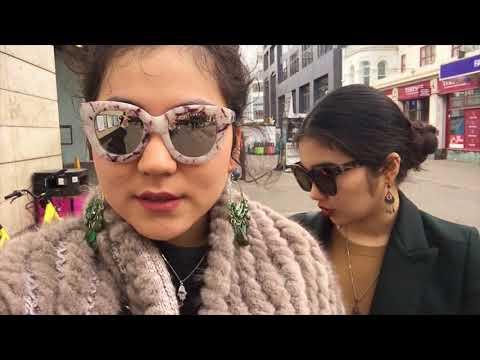 Vlog: mice in the cinema! Nowruz in UCL & dancing