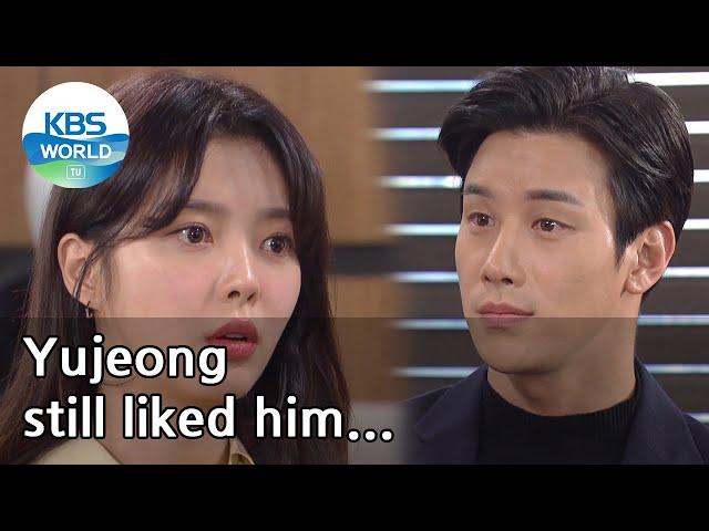 (1Click Scene) Yujeong still liked him... (Man in a Veil) | KBS WORLD TV 210122
