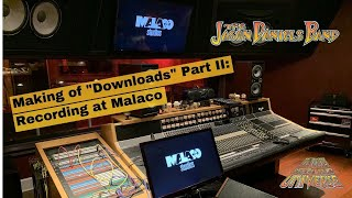 Making of Downloads from the Universe Part II:  Recording at Malaco