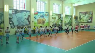 Волейбол. Шахтер - Алтай (23.09.2017)