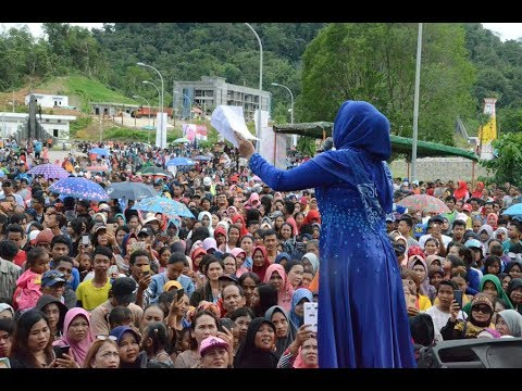 MEMANDANGMU - IKKE NURJANAH (Wonderful Indonesa Entikong)