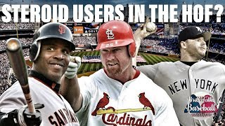 Steroid Users In the Hall Of Fame? - Bros Talk: Extra Innings