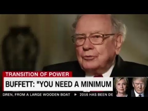 Donald Trump TRANSITION to POWER, The Wall, Warren Buffet Interview, Could Bernie Sanders have won