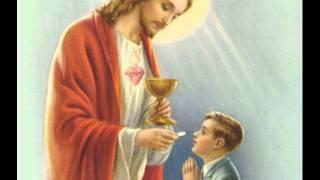 Eccomi Gesù.