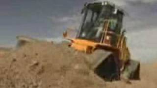 Video still for John Deere Hitachi HSD 764 Action