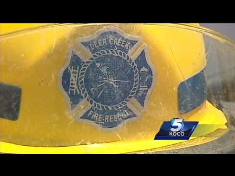 Deer Creek volunteer firefighter inspired by officer who saved him decade ago