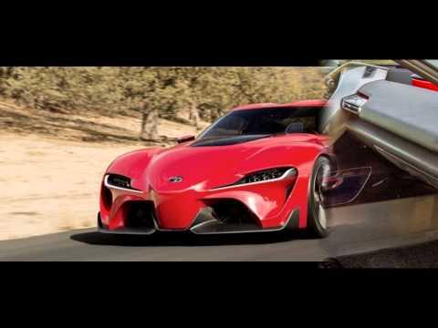 Toyota FT 1 Release Date Australia