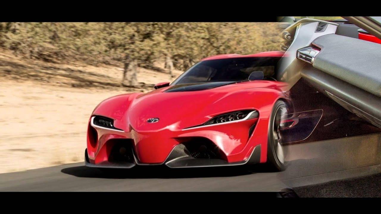 Toyota Ft 1 Release Date Australia Youtube