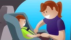 Car Seat Safety  [Spanish]