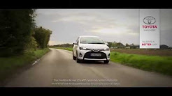 Meet Paul and his Toyota Yaris with Free Insurance