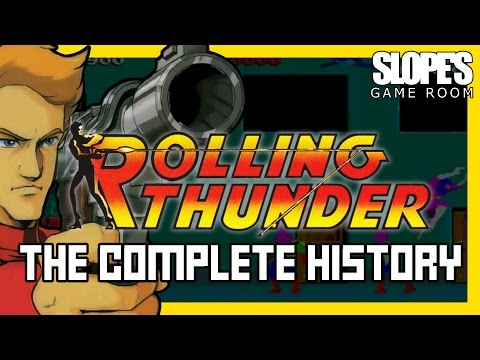 Rolling Thunder: The Complete History - SGR