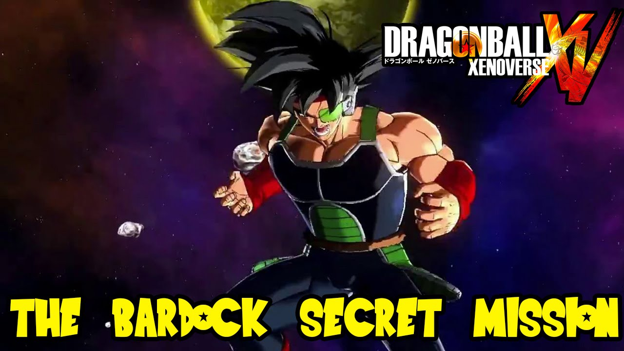 how to make bardock in xenoverse